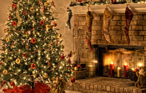 fireplace-christmas-tree-gifts-Favim.com-486602