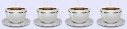four-coffee-cups