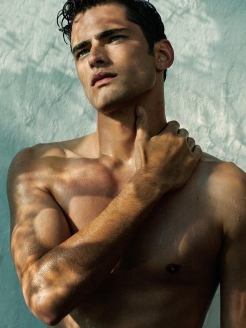 Sean O'Pry by James Houston