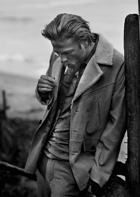 Charlie Hunnam by John Balsom