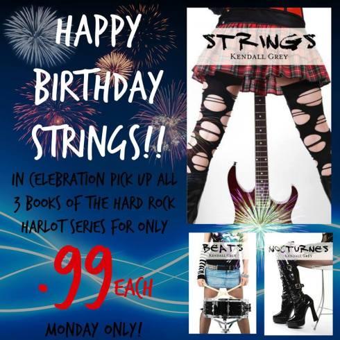 Strings sale