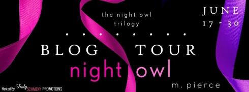 Night Owl Blog Tour Banner