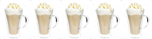 five caffé latte