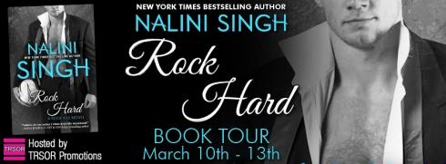 rock hard book tour