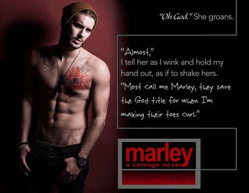 Marley Release Day Blitz HR 1