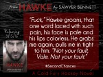 Hawke Promo – TEASER1